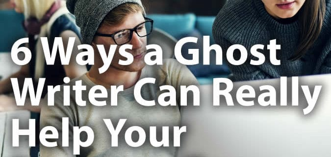 Ghost writing service on iphone 6