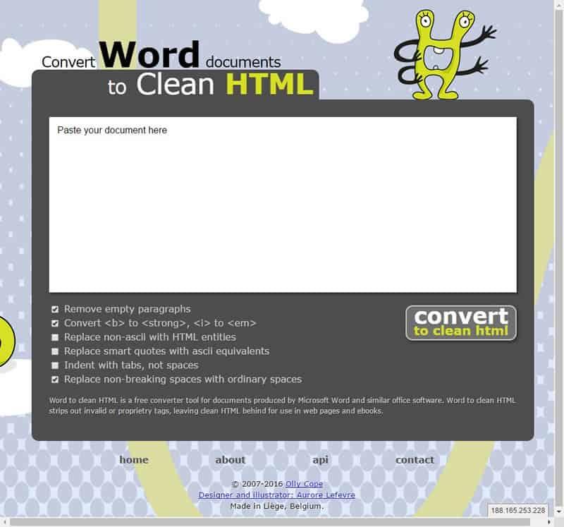 wordclean