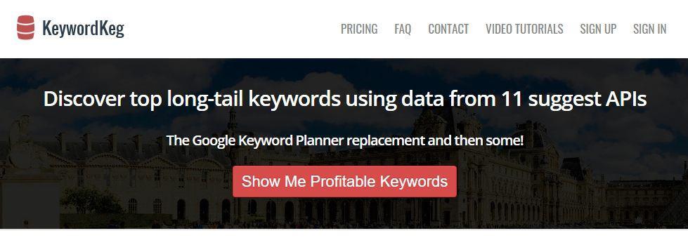 keywordkeg.com