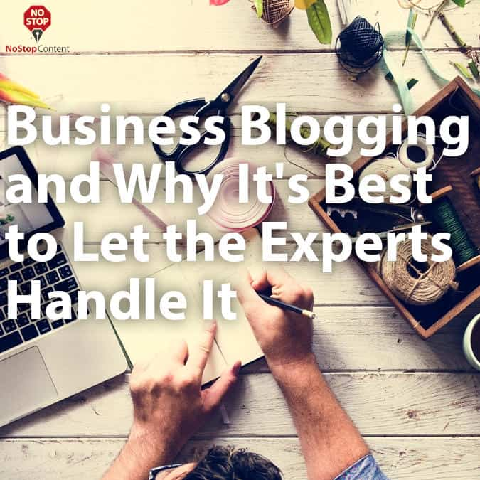 business blogging services