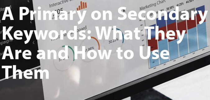 secondary keywords