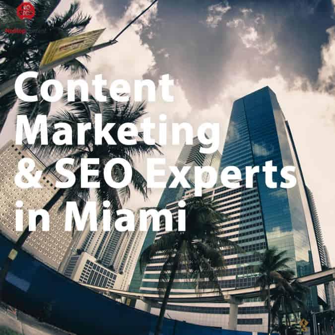 Content Marketing SEO Experts Miami